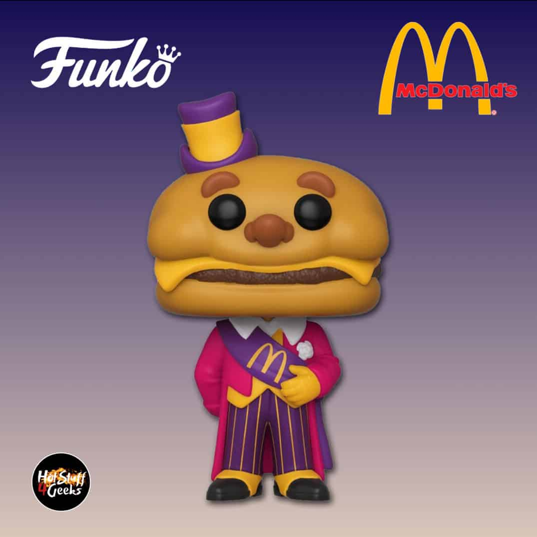 Ad Icons Mcdonalds Funko Pop Mayor Mccheese Collectible Toys Toys Games Check out our mayor mccheese selection for the very best in unique or custom, handmade pieces from our action figures shops. ad icons mcdonalds funko pop mayor