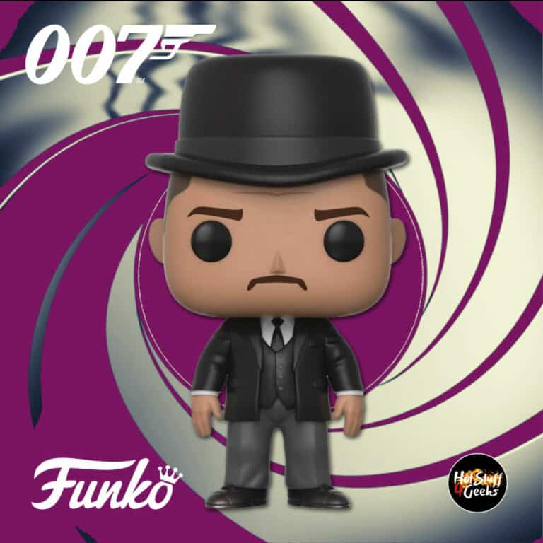Funko Pop! Movies: 007 James Bond – Goldfinger: Oddjob Funko Pop! Vinyl Figure