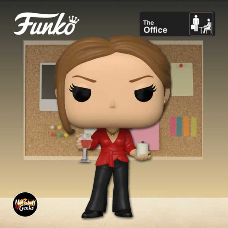 Funko Pop! Television: The Office - Jan with Wine & Candle Funko Pop! Vinyl Figure
