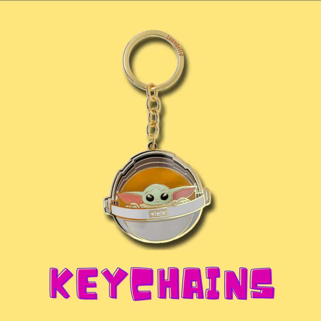 Loungefly KeyChains