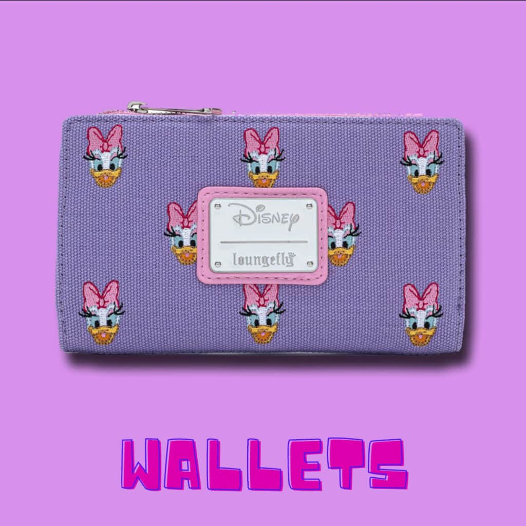 Loungefly Wallets