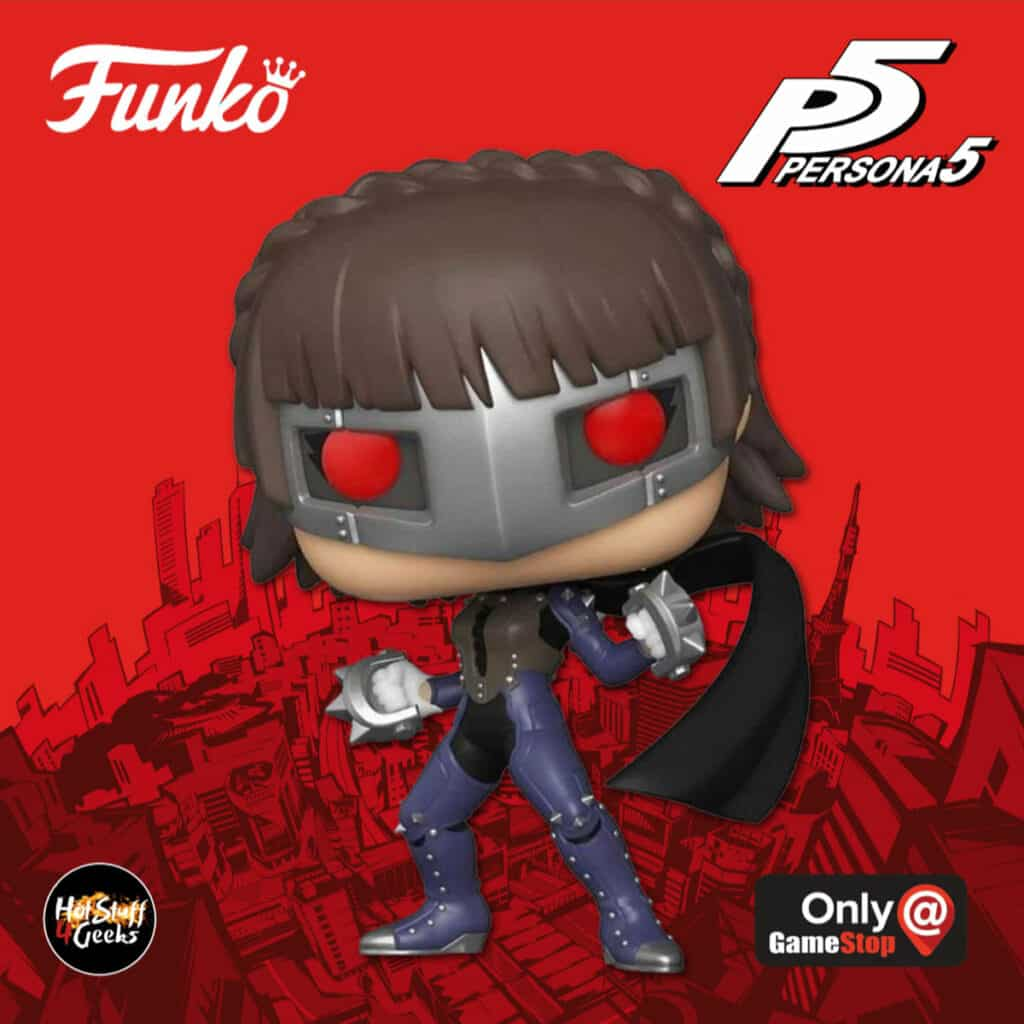 Funko POP! Games: Persona 5 - Queen Funko Pop! Vinyl Figure - GameStop Exclusive