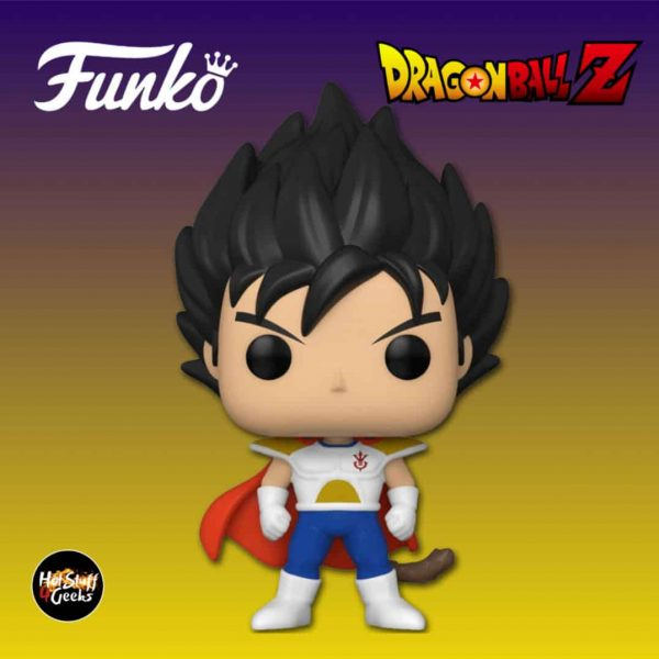 Funko Pop! Animation: Dragon Ball Z (DBZ) - Child Vegeta Funko Pop! Vinyl Figure