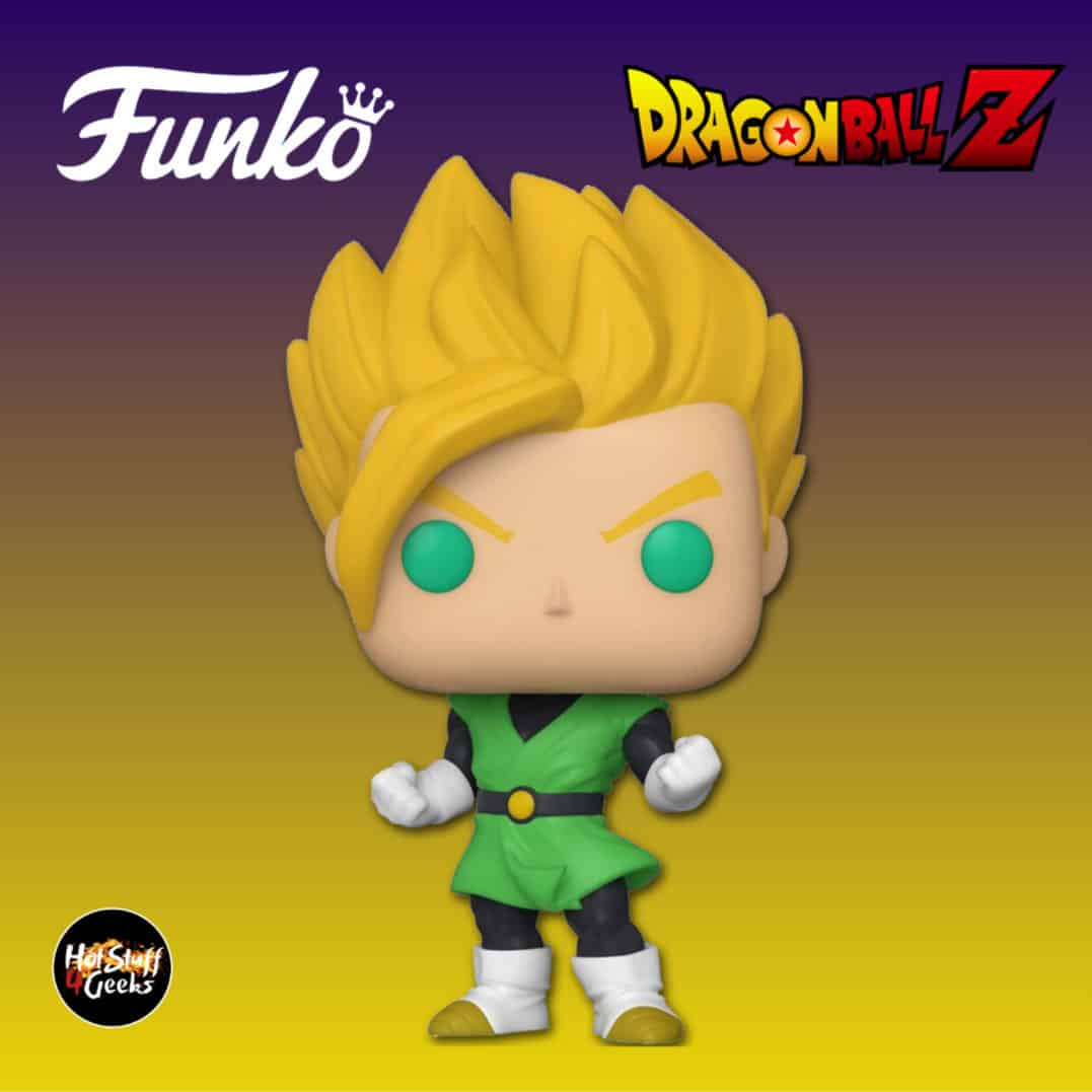 Funko Pop! Animation: Dragon Ball Z (DBZ) - Super Saiyan Gohan Funko Pop! Vinyl Figure