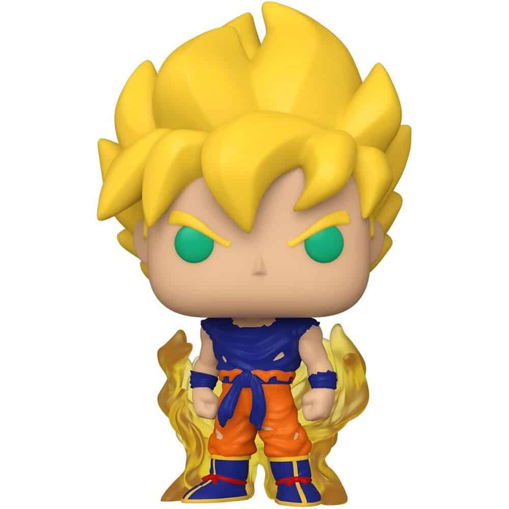 Funko Pop! Animation: Dragon Ball Z (DBZ) - Super Saiyan Goku (First Appearance) Funko Pop! Vinyl Figure