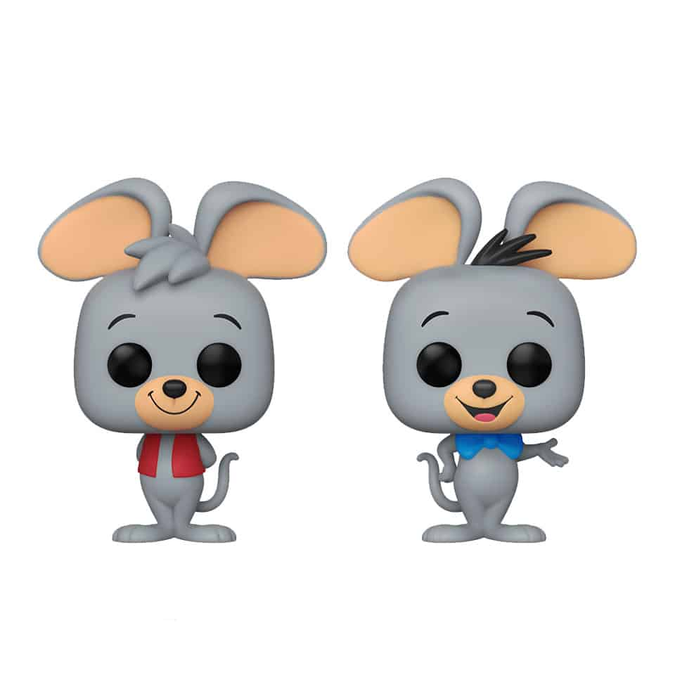Funko Pop! Animation: Hanna Barbera Huckleberry Hound- Dixie and Pixie Pixie Funko Pop! Vinyl Figures - NYCC 2020 Exclusive