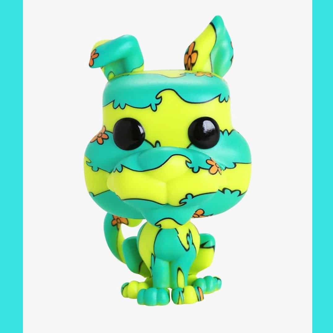 Funko Pop! Art Series: Scooby-Doo Funko Artist Series op! Vinyl figure - BoxLunch Exclusive