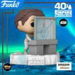 Funko Pop! Deluxe: Star Wars Episode V: The Empire Strikes Back 40th Anniversary - Battle at Echo Base: Princess Leia Funko Pop! Vinyl Figure  - Amazon Exclusive Diorama - Figure 5 of 6