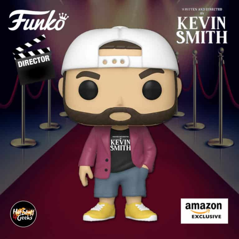 Funko Pop! Directors: Kevin Smith Funko Pop! Vinyl Figure -  Amazon Exclusive