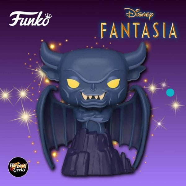 Funko Pop! Disney Fantasia 80th Anniversary: Chernabog Funko Pop! Vinyl Figure 2020