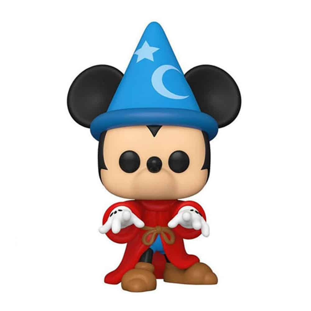 Funko Pop! Disney Fantasia 80th Anniversary: Sorcerer Mickey Funko Pop! Vinyl Figure 2020