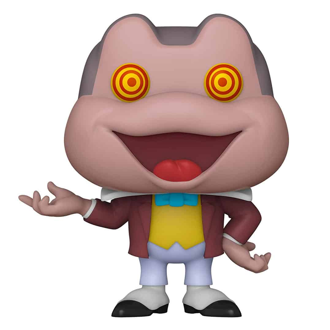 Funko Pop! Disney: Disneyland Resort 65th Anniversary – Mr. Toad with Spinning Eyes Funko Pop! Vinyl Figure