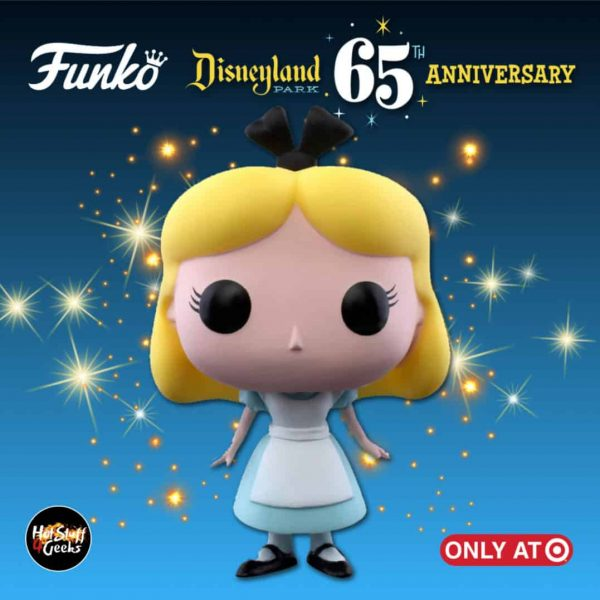 Funko Pop! Disney: Disneyland Resort 65th Anniversary - Alice In Wonderland Funko Pop! Vinyl Figure - Target Exclusive