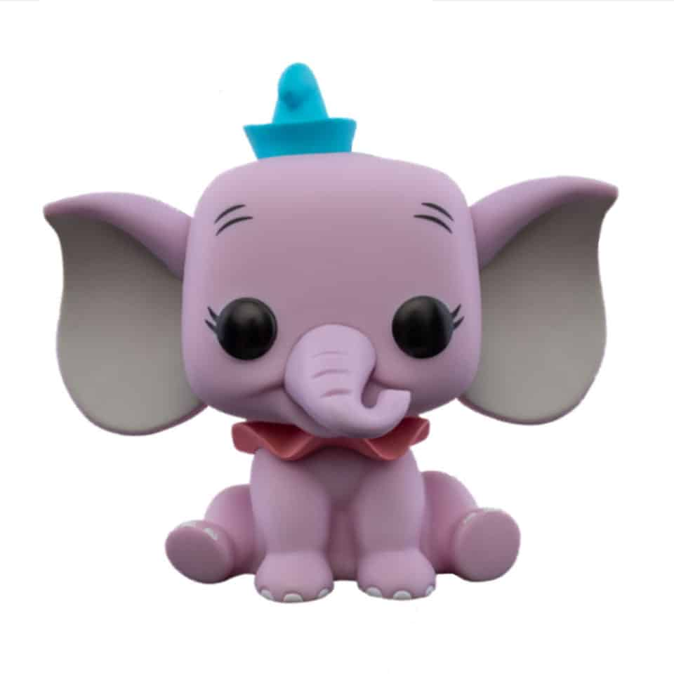 Funko Pop! Disney: Disneyland Resort 65th Anniversary - Purple Dumbo Funko Pop! Vinyl Figure- Funko Shop Exclusive