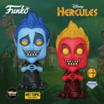 Funko Pop! Disney: Hercules - Hades Glitter (Diamond Collection) With Glow-In-The-Dark (GITD) Chase Variant Funko Pop! Vinyl Figure - Hot Topic Exclusive