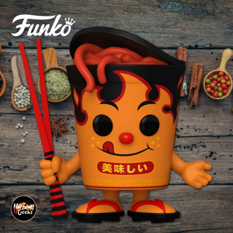Funko Pop! Funko: Spicy Oodles Funko Pop! Vinyl Figure - Hot Topic Exclusive