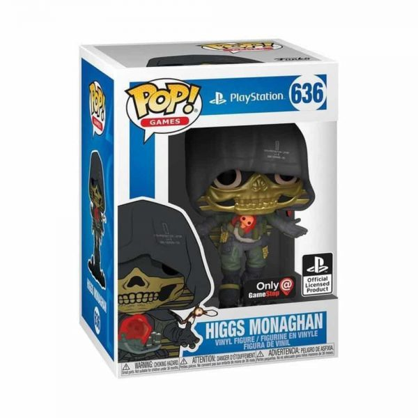 Funko Pop! Games: Death Stranding - Higgs Monaghan Funko Pop! Vinyl Figure - GameStop Exclusive
