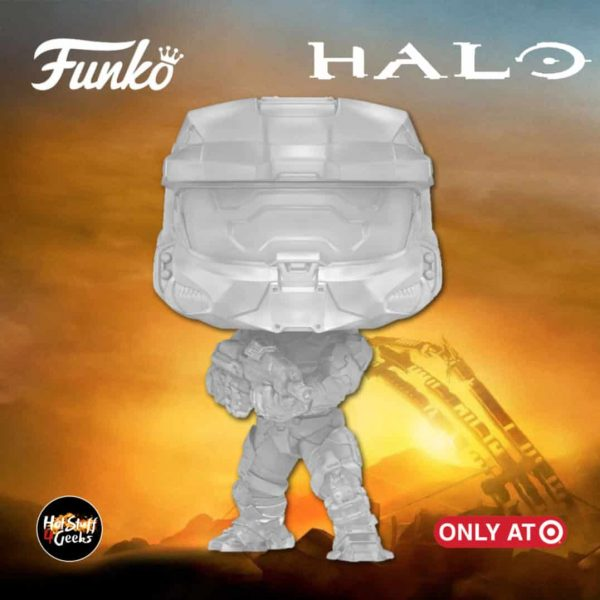 Funko Pop! Halo: Master Chief in Active Camo Funko Pop! Vinyl Figure - Target Exclusive