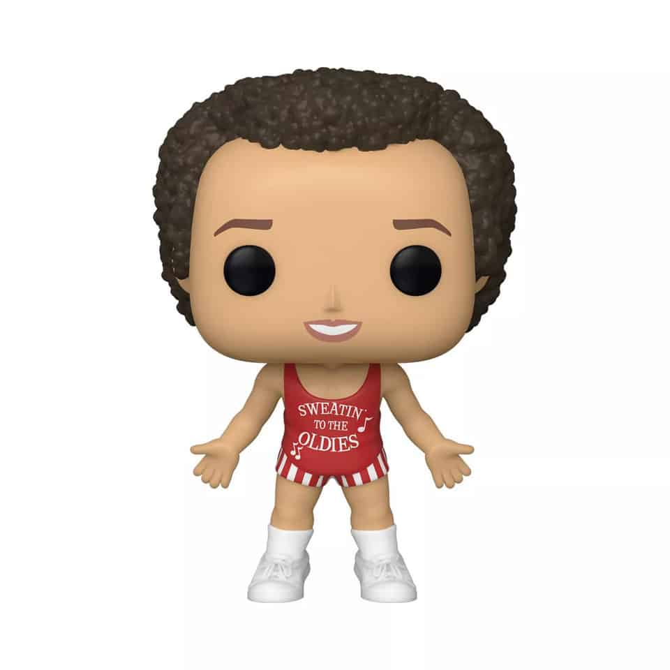 Funko Pop! Icons: Richard Simmons Red Outfit Funko Pop! Vinyl Figure - Target Exclusive