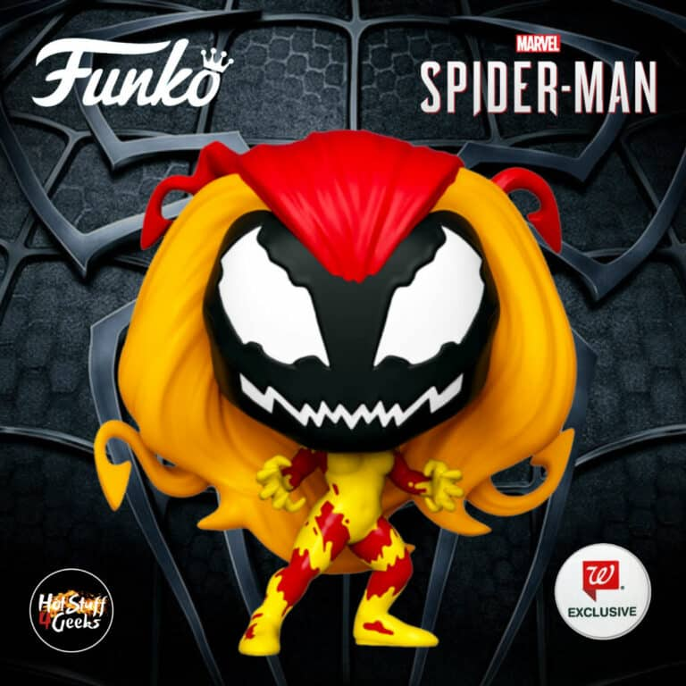Funko Pop! Marvel Spider-Man - Scream Symbiote Funko Pop! Vinyl Figure - Walgreens Exclusive