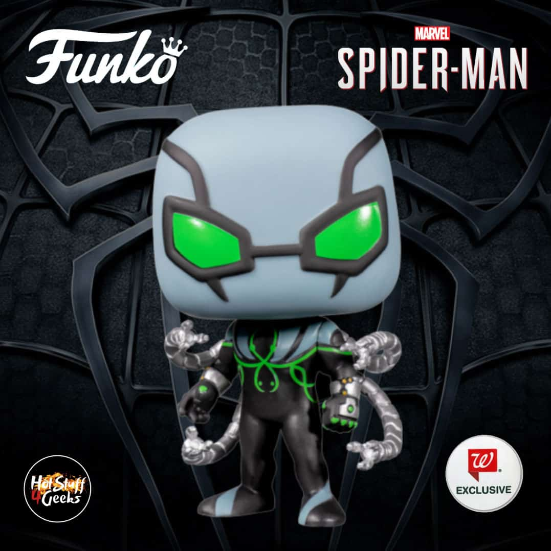 Funko Pop! Marvel Spider-Man - Superior Octopus Funko Pop! Vinyl Figure - Walgreens Exclusive