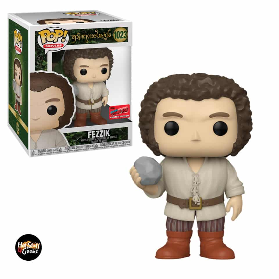 Funko Pop! Movies The Princess Bride – Fezzik (Super-Sized) Funko Pop! Vinyl Figure - NYCC 2020 Exclusive