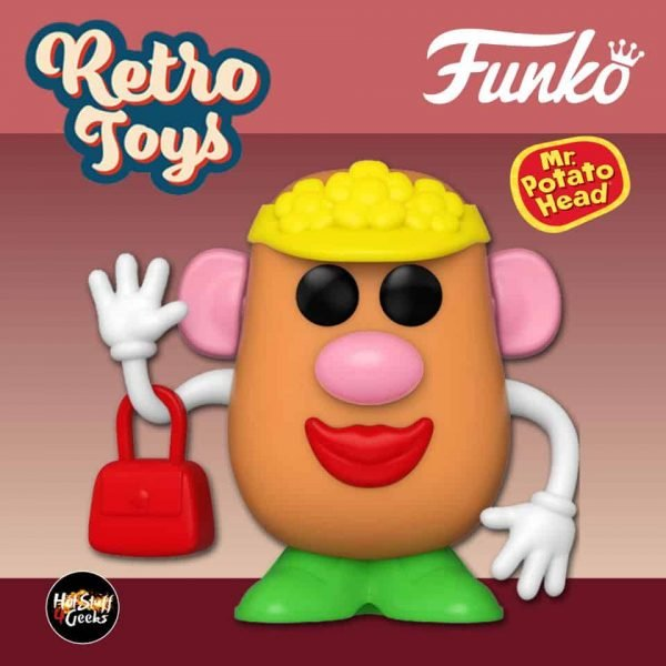 Funko Pop! Retro Toys: Hasbro - Mrs. Potato Head Funko Pop! Vinyl Figure