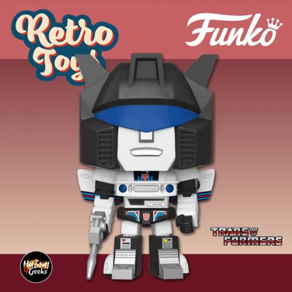 Funko Pop! Retro Toys: Transformers - Jazz Funko Pop! Vinyl Figure