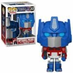Funko Pop! Retro Toys: Transformers - Optimus Prime Funko Pop! Vinyl Figure