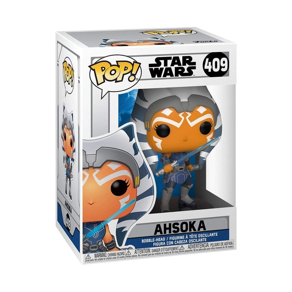 Funko Pop! Star Wars: The Clone Wars - Ahsoka Funko Pop! Vinyl Figure 2020 release