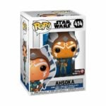 Funko Pop! Star Wars: The Clone Wars - Ahsoka (New Pose) Funko Pop! Vinyl Figure - GameStop Exclusive 2020 release