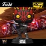 Funko Pop! Star Wars: The Clone Wars - Darth Maul Funko Pop! Vinyl Figure 2020 release
