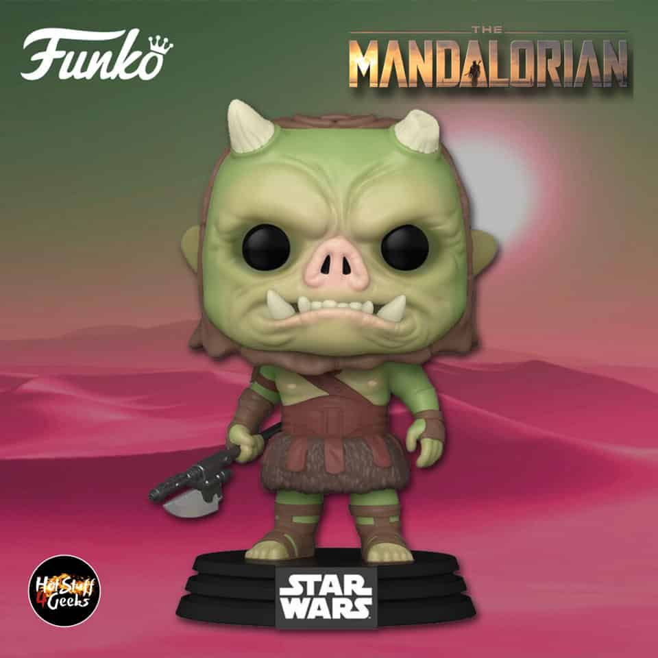Star Wars Funko Pop Gamorrean Fighter The Mandalorian