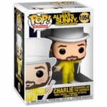 Funko Pop! Television: It's Always Sunny in Philadelphia - Charlie Starring as The Dayman Funko Pop! Vinyl Figure