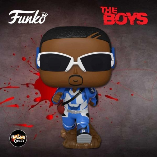 Funko Pop! Television: The Boys - A-Train Funko Pop! Vinyl Figure