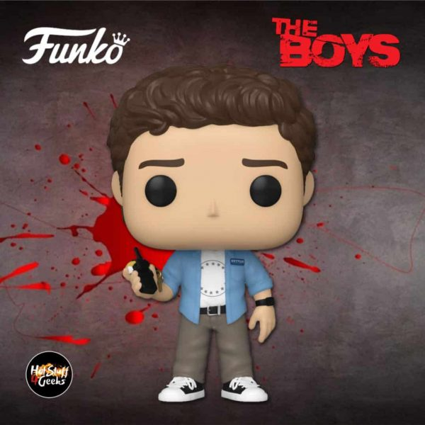 Funko Pop! Television: The Boys - Hughie Funko Pop! Vinyl Figure