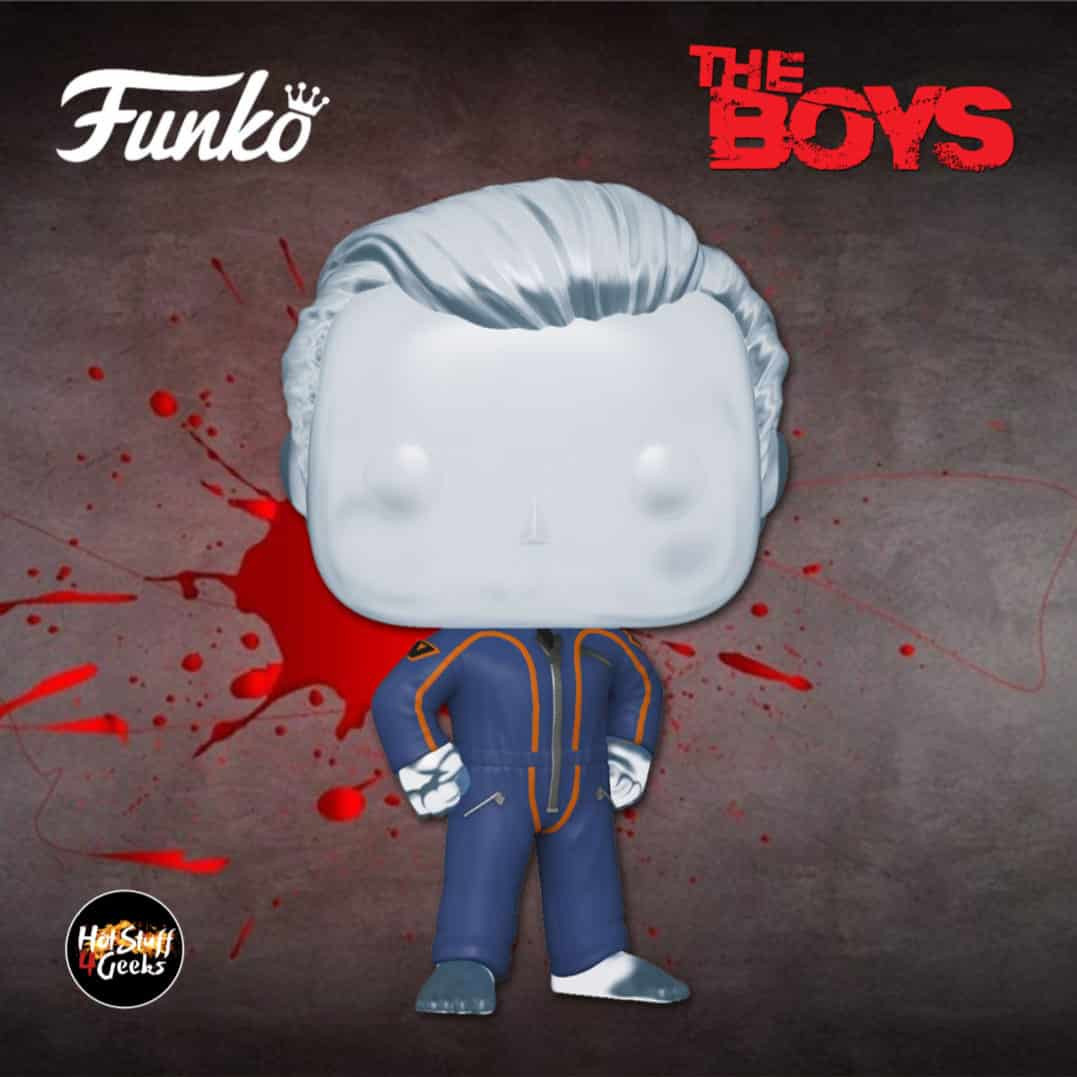 Funko Pop! Television: The Boys - Translucent Funko Pop! Vinyl Figure