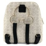 Loungefly Disney: Mickey Mouse Hardware AOP Backpack