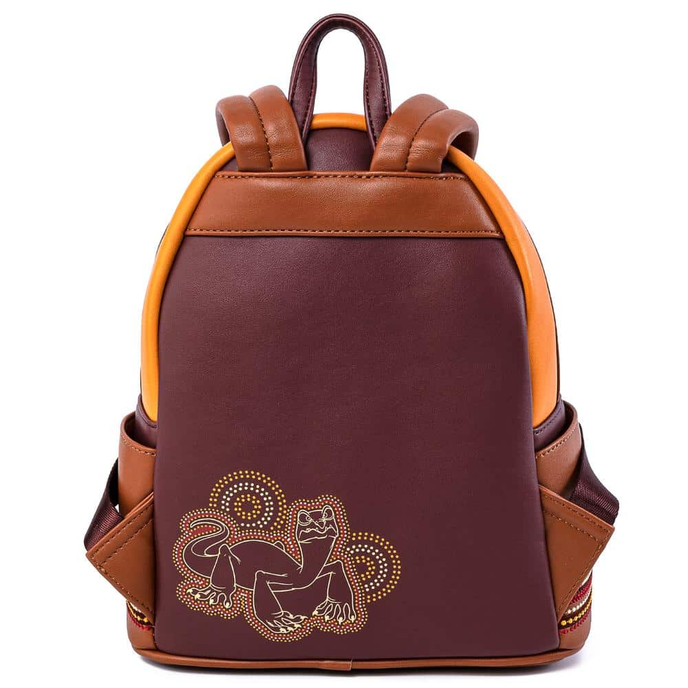 Loungefly Disney: Rescuers Down Under Scene Mini Backpack