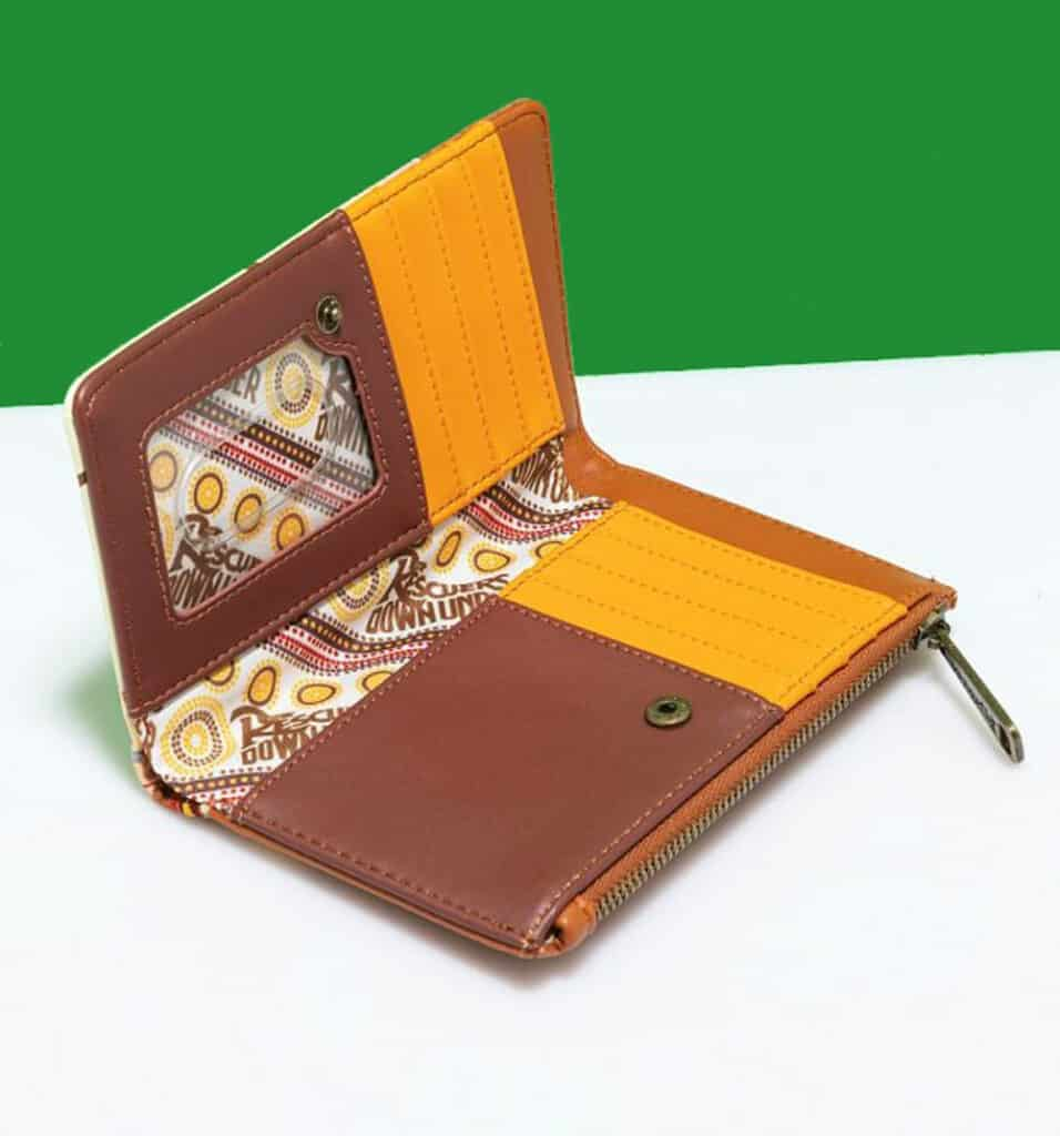 Loungefly Disney: Rescuers Down Under Scene Flap Wallet