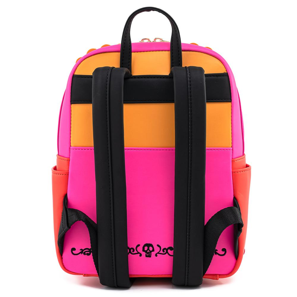 Loungefly Pixar Coco: Die Cut Party Flags Mini Backpack