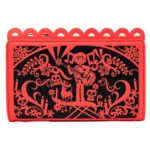 Loungefly Pixar Coco Die Cut Party Flags Wallet