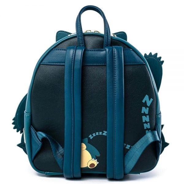 Loungefly Pokemon Snorlax Cosplay Mini-Backpack