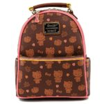 Loungefly Sanrio Hello Kitty Pumpkin Spice Mini-BackpackLoungefly Sanrio Hello Kitty Pumpkin Spice Convertible Mini-Backpack