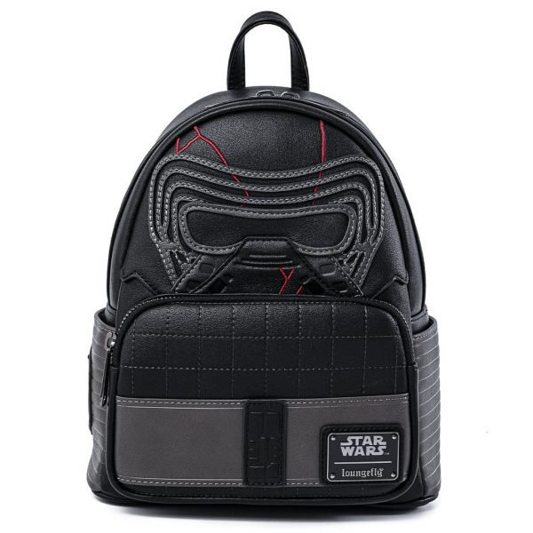 Loungefly Star: Wars Kylo Ren Cosplay Mini-Backpack by Loungefly