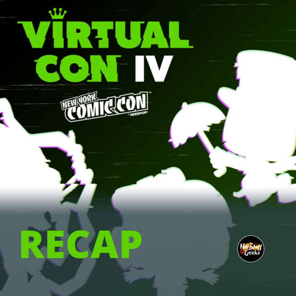 NYCC 2020 - Funko Virtual Con IV Recap - NYCC 2020 and Funko Virtual Con IV List and Images