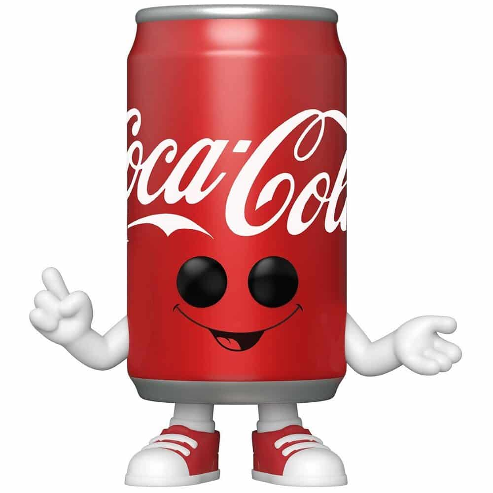 Funko Pop! Ad Icons: Coca-Cola - Coke Can Funko Pop! Vinyl Figure