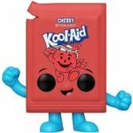 Funko Pop! Ad Icons: Kool-Aid - Original Kool-Aid Packet (Cherry) Funko Pop! Vinyl Figure