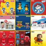 Funko Pop! Ad Icons – Mr. Peanut, Baby Peanut, Hawaiian Punch Punchy, Icee Slush Puppie, Slush Puppie Flocked, Slush Puppie, Oscar Mayer Wienermobile, Coke Can, Original Kool-Aid Packet (Cherry), Original Kool-Aid Packet (Tropical Punch), Coke Bottle Cap, Powdered Donettes, Spam Can and Big Boy with Restaurant Funko Pop! Vinyl Figures