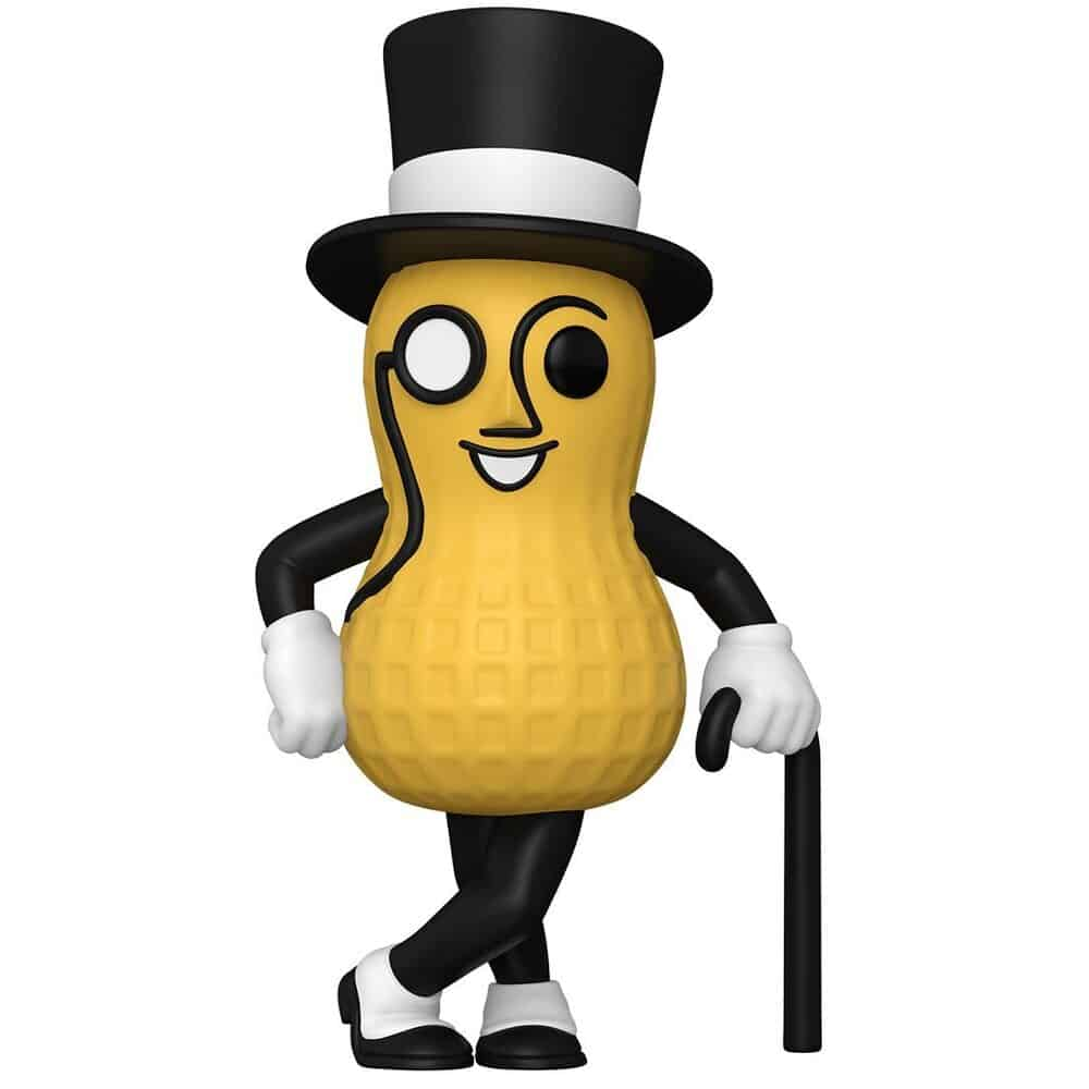 Funko Pop! Ad Icons - Planters Mr. Peanut Funko Pop! Vinyl Figure